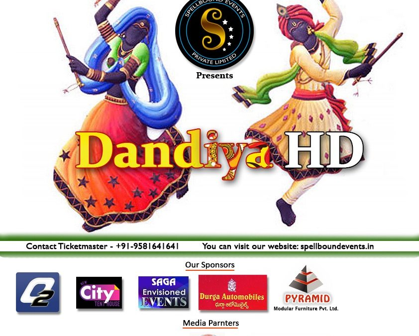 Spellbound Events Presents Dandiya Events