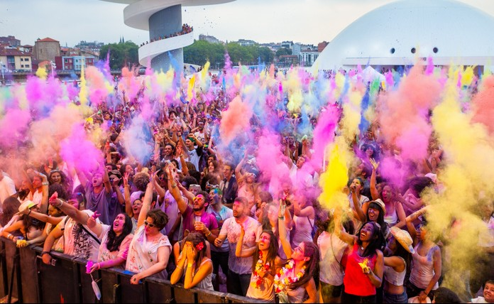 Best Place to Buy Tickets For Holi Event in Hyderabad