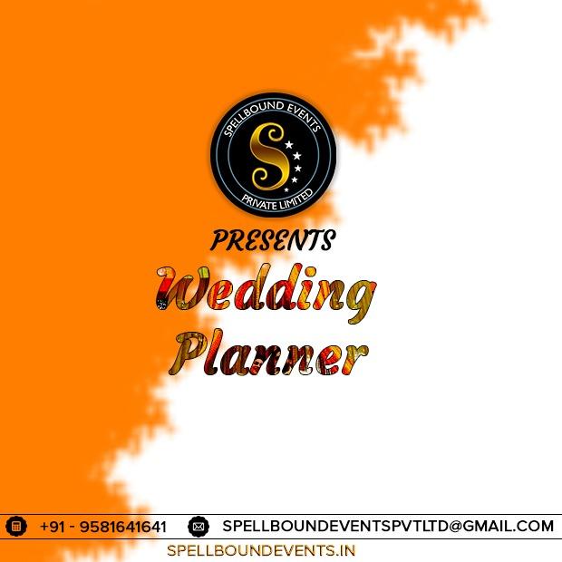 SPELLBOUND wedding planner
